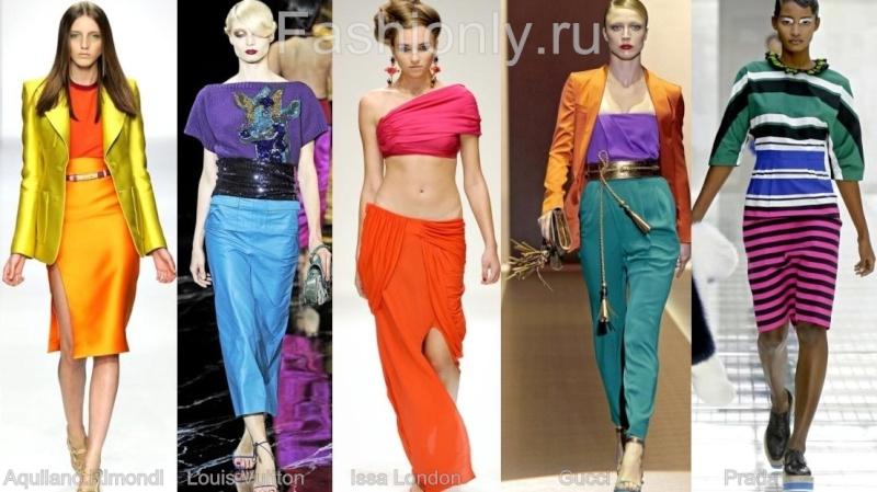 Модные тенденции весна-лето 2011 Ddddnn10