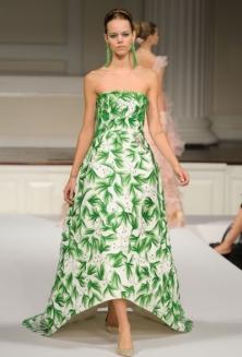 Модные тенденции весна-лето 2011 De-la-10