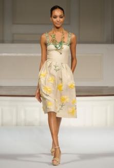 Модные тенденции весна-лето 2011 De-la-11