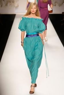 Модные тенденции весна-лето 2011 Fendi-11