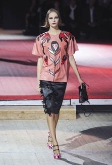 Модные тенденции весна-лето 2011 Miu-mi10