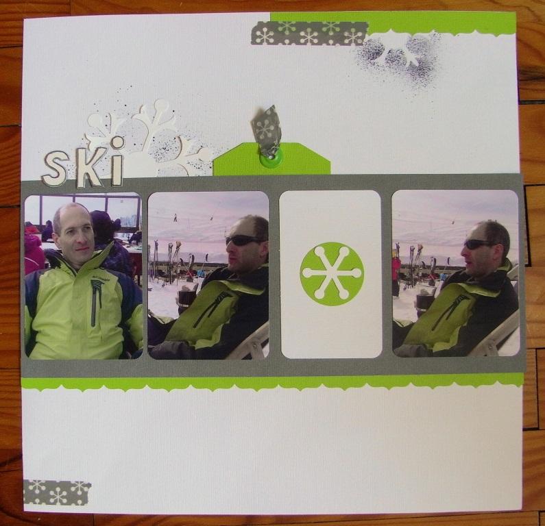 Muscat en mai, 3 pages !! Ski10