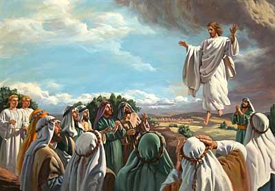 Jeudi 9 Mai  2013 : Ascension Solennité du Seigneur  Jesus-10
