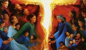 Dimanche 19 mai 2013 fête de la Pentecôte Solennité du Seigneur Pentec11