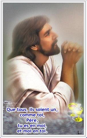 7ème Dimanche de Pâques: « Qu'ils soient un comme nous sommes un » (Jn 17, 20-26) Que_to10