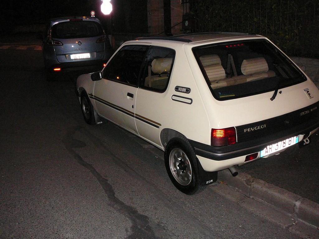 [Vendu] Peugeot 205 Indiana. - Page 4 P1060514