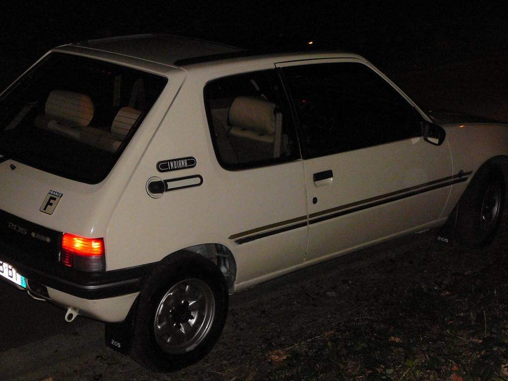 [Vendu] Peugeot 205 Indiana. - Page 4 P1060529