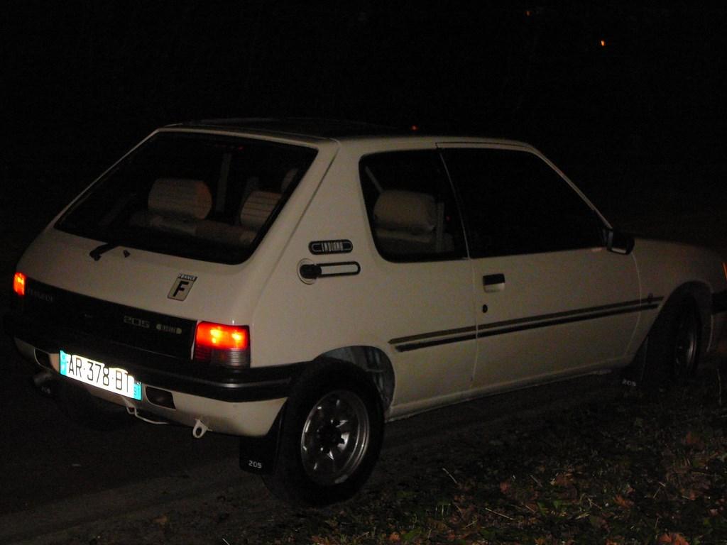 [Vendu] Peugeot 205 Indiana. - Page 4 P1060530