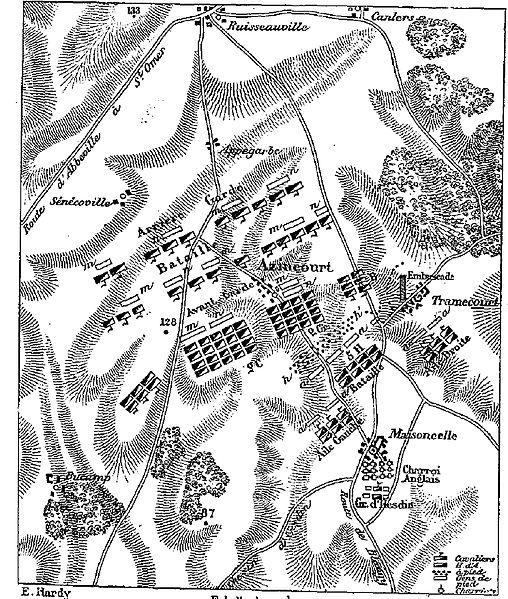 |-Livre 03-| La Bataille d'Azincourt 400px-10