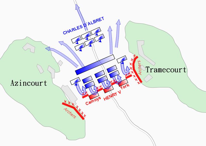 |-Livre 03-| La Bataille d'Azincourt Map_ag11