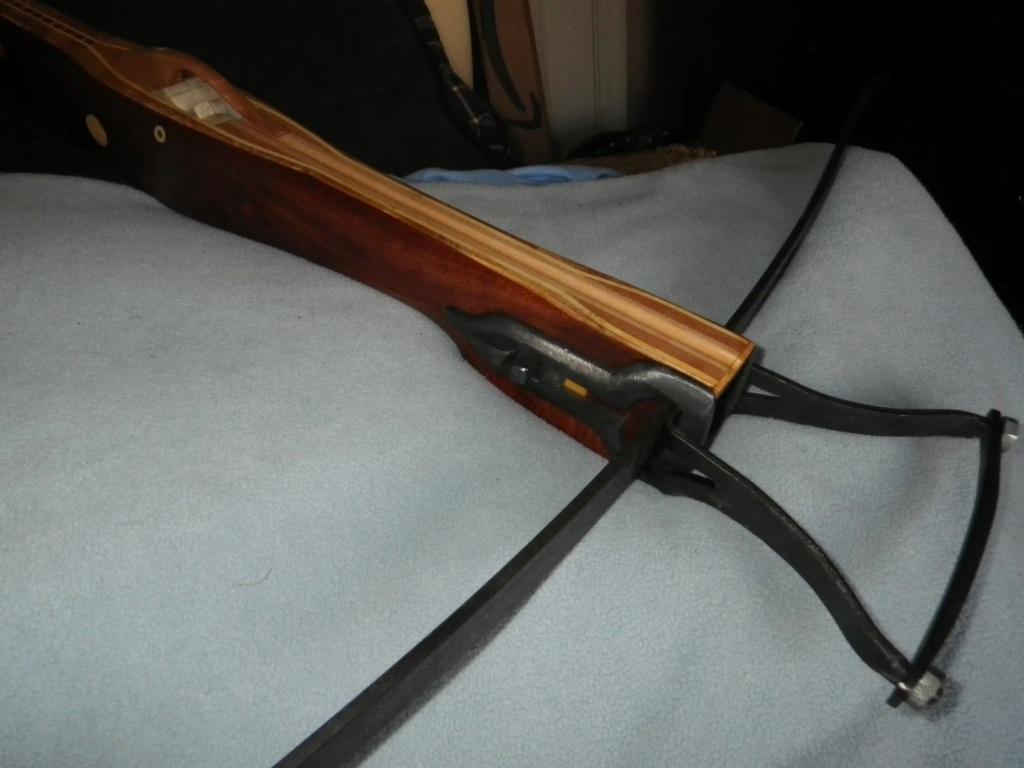 starting a 1400's replica Bow_110