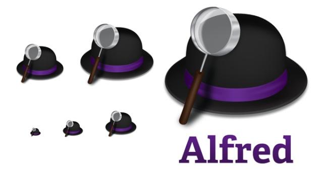 Spotlight + autres lanceurs !  Alfred10