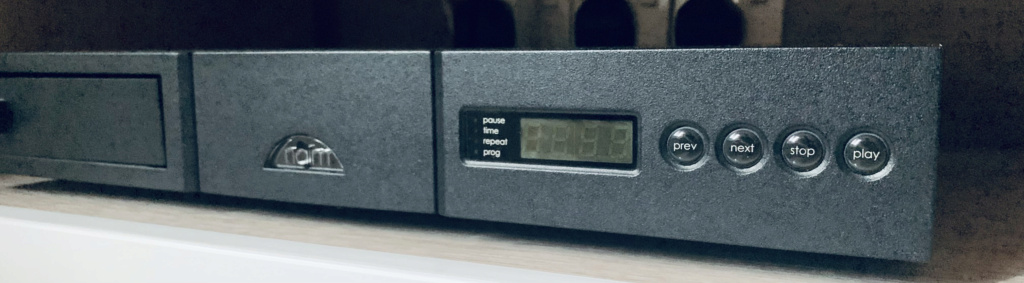 Naim cd5i player 4c970f10