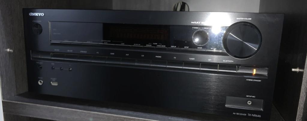 Onkyo TX NR646 (Sold) 8b404410