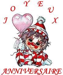 Joyeux anniversaire Loulou48 Joyeux10