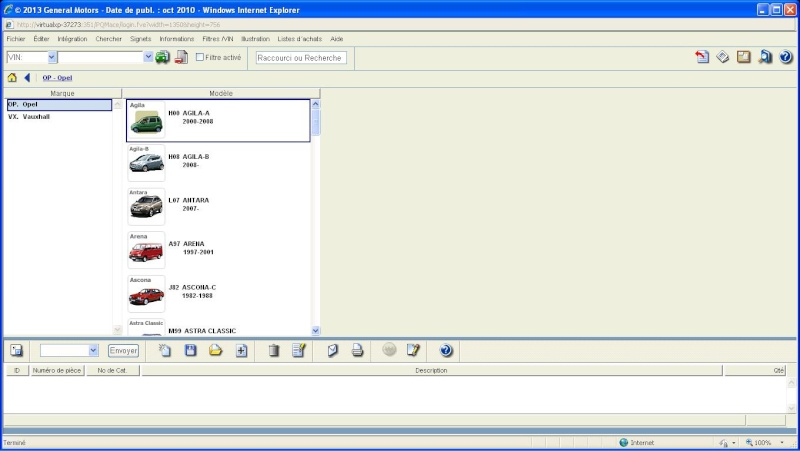 TUTORIAL pour installation OPEL VAUXHALL EPC 4.0 ! Epc_de11