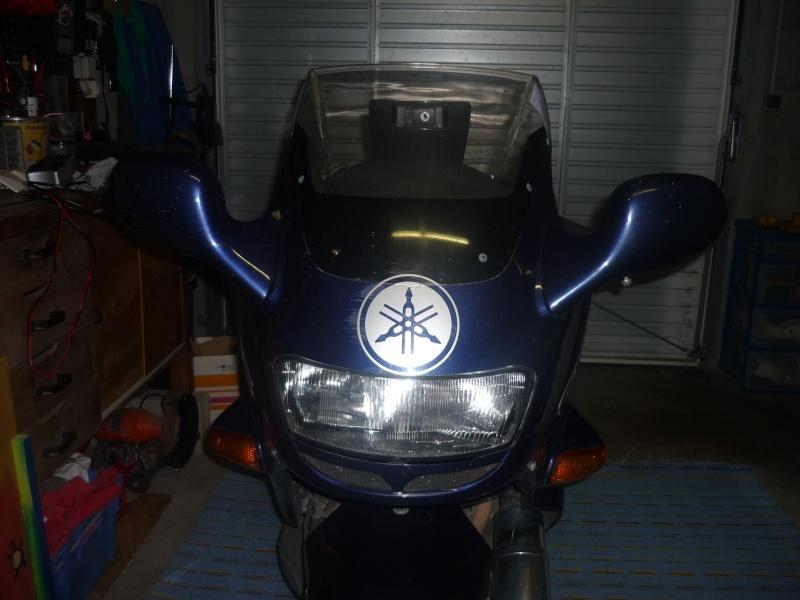 stickers GTS 1000, planche d'autocollant complète P1090513