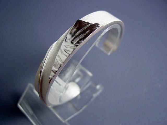 Bijoux argent mat brillant Dsc00413