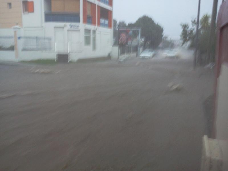 pluies diluviennes à La Réunion Photo011