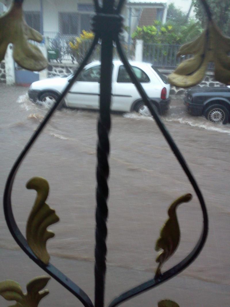pluies diluviennes à La Réunion Photo012