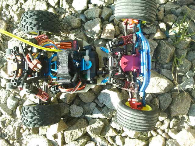 Mini T LOSI 2013-021