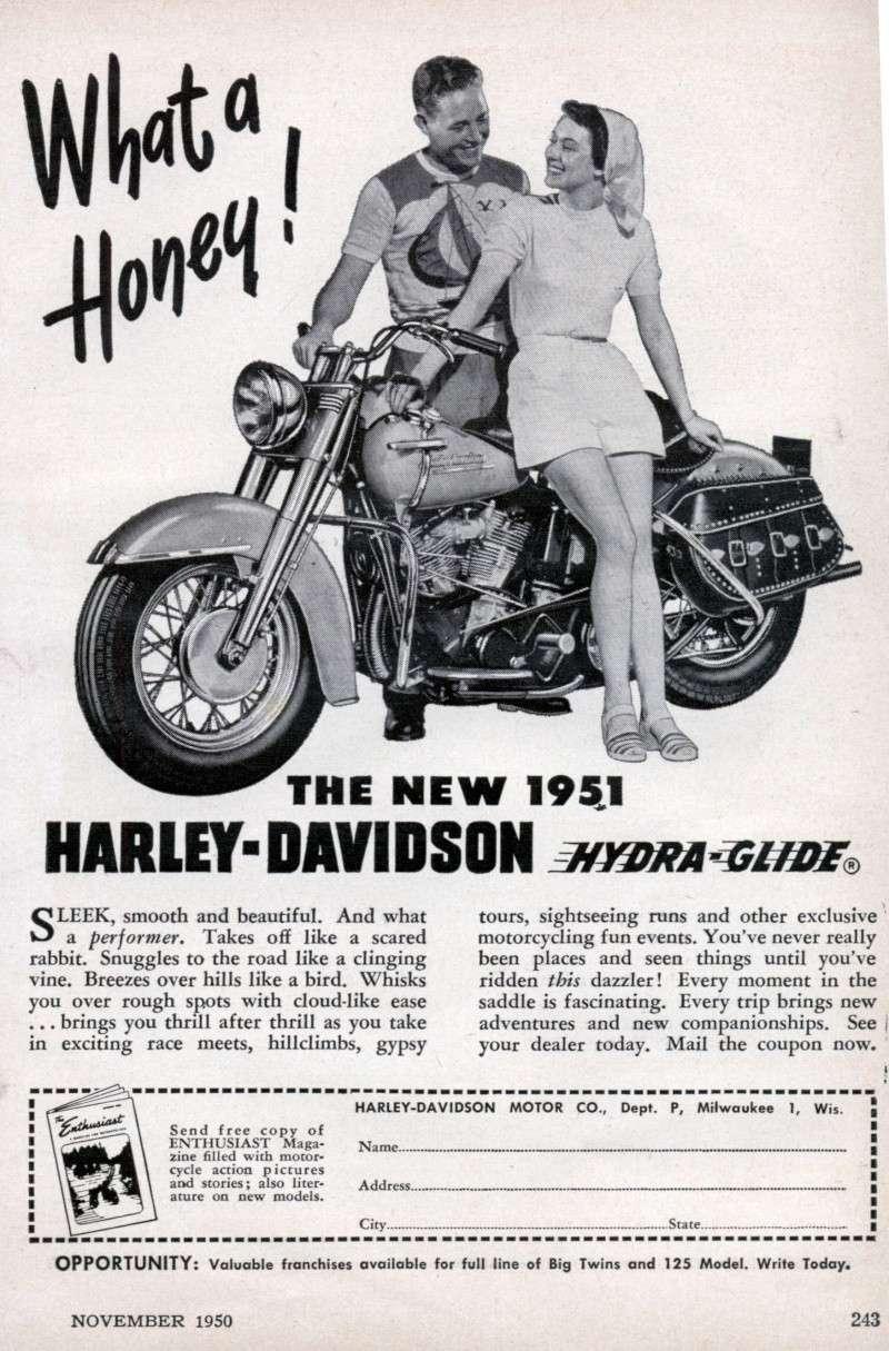 AFFICHES ANCIENNES ET PUBS H.D. - Page 6 Harley10