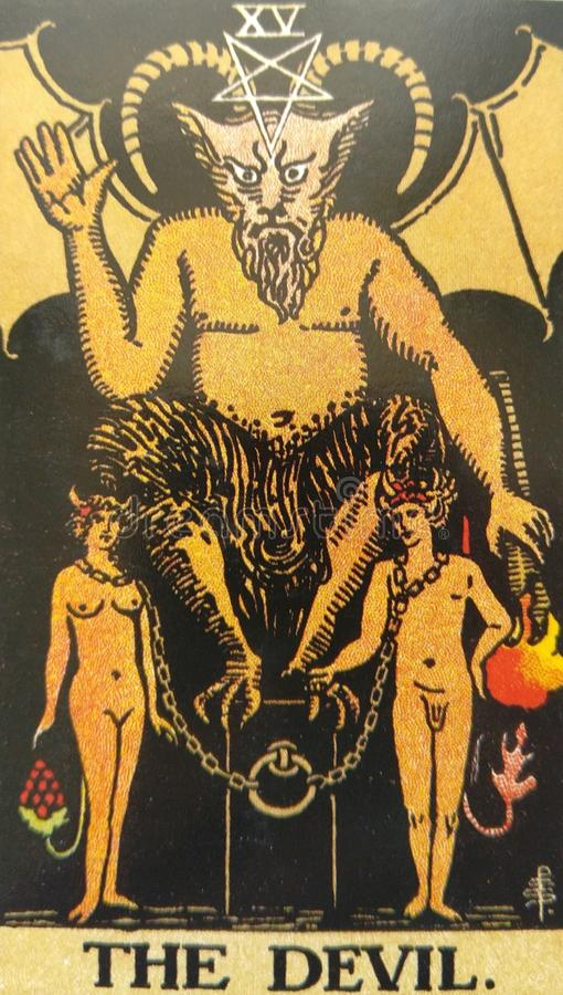 The Tarot Guild Devil10