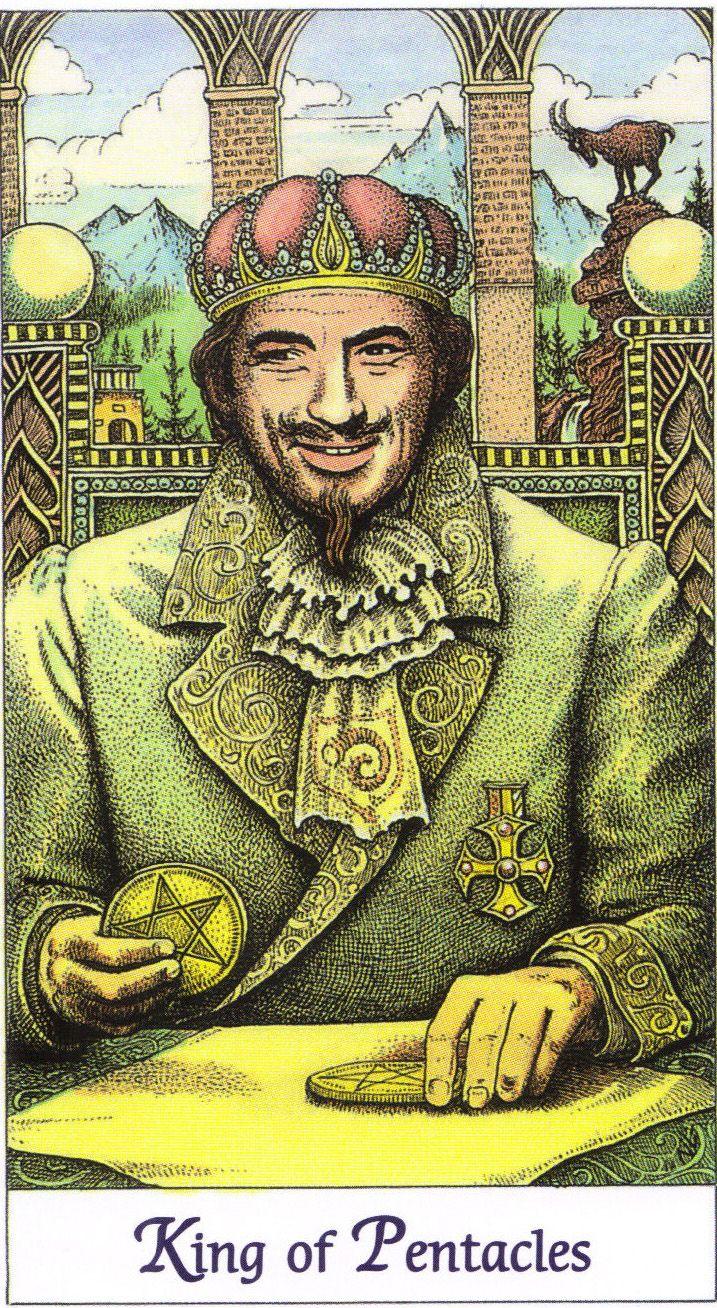 The Tarot Guild King_o11