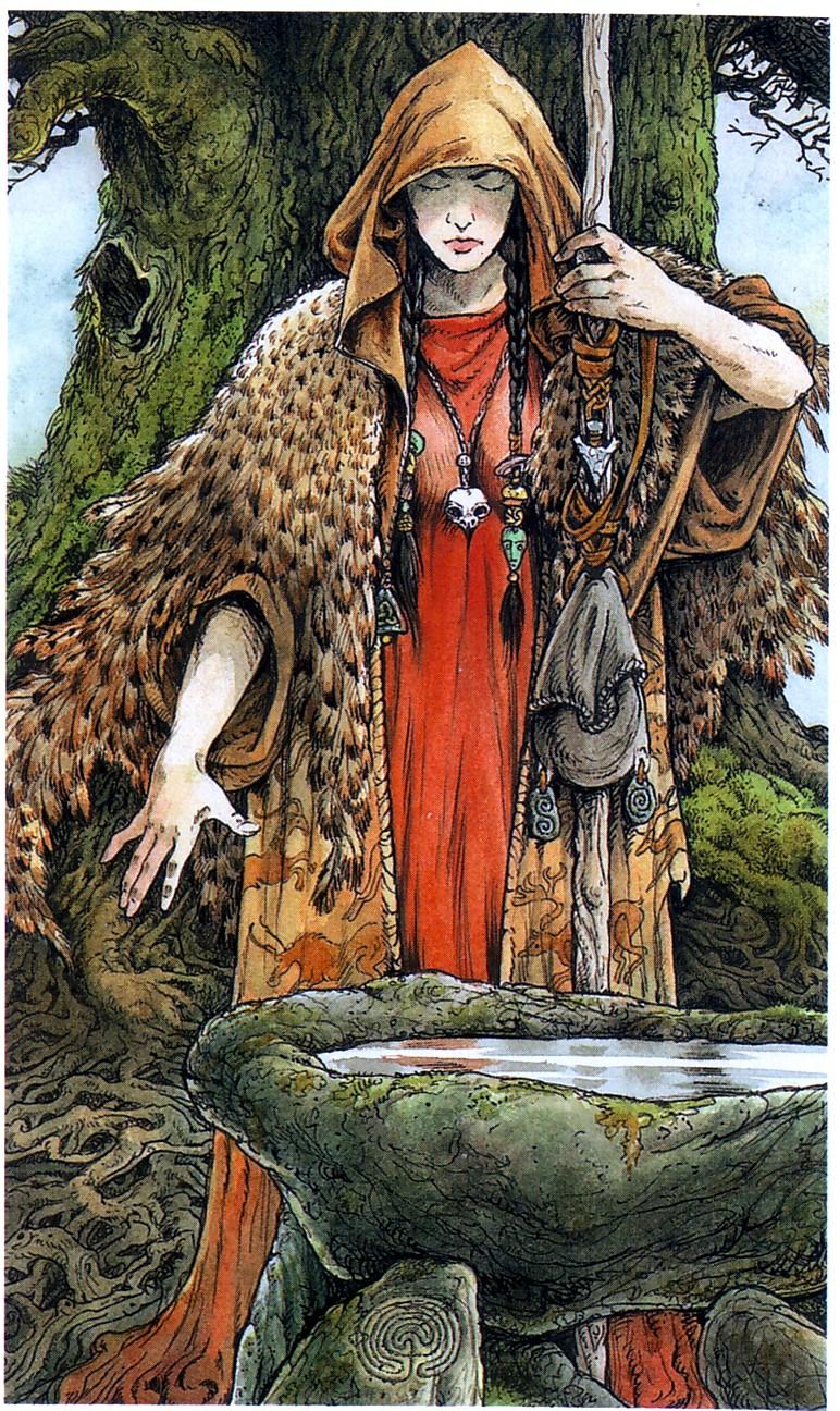 The Tarot Guild Schama10