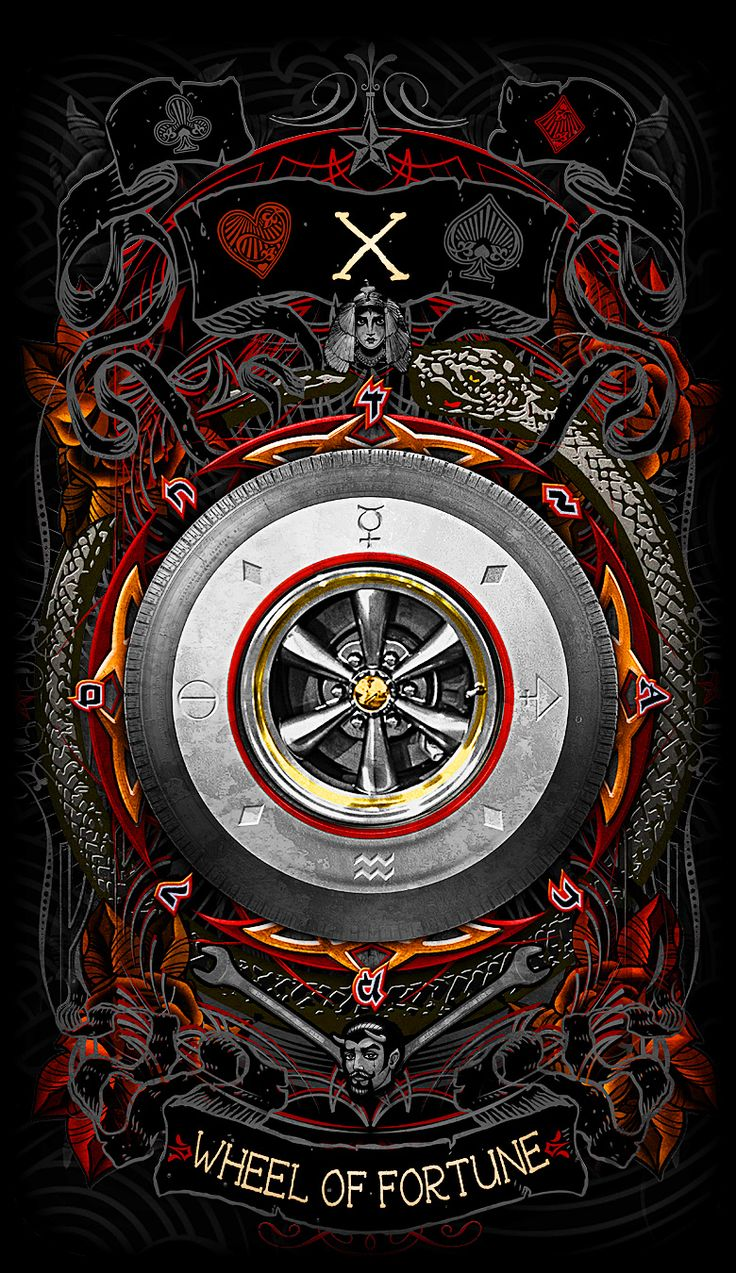 The Tarot Guild Wheel_10