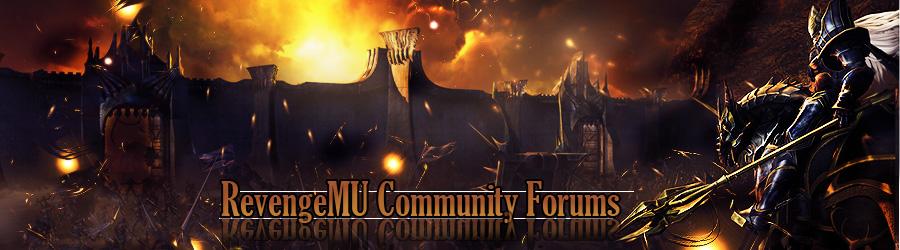 RevengeMU Community Forums