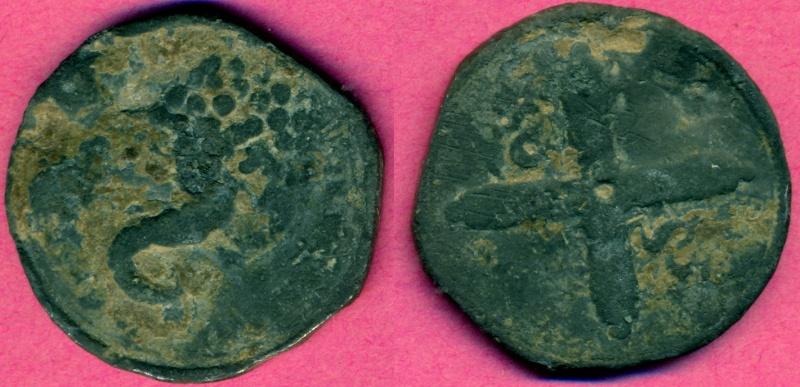 Méreau fin XVIé début XVIIé Mystar11