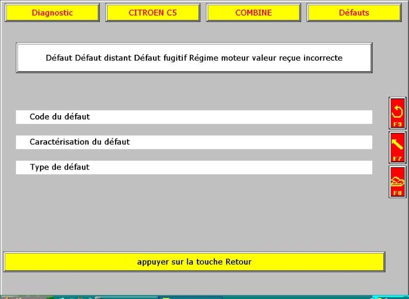 perte de puissance C5 HDI 2.2 136 2001 Captur16
