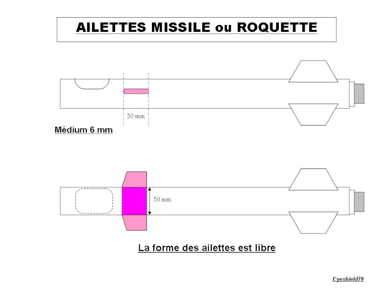 [eyes] Tuto fabriquer missiles airsoft 6_aile11