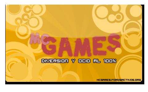 McGames™  ● Diviertete al 100%