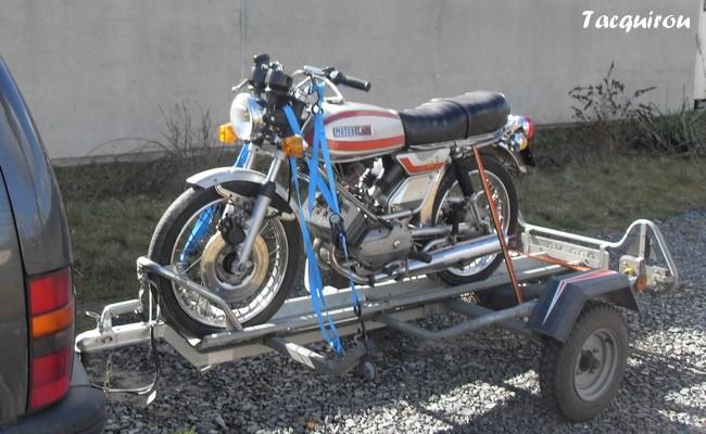 Moi, Michel et mes motobécanes ! Le230510