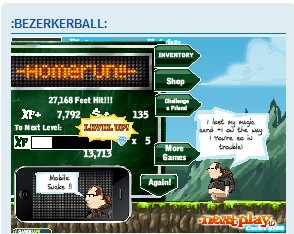 High Scores. Bezerk10