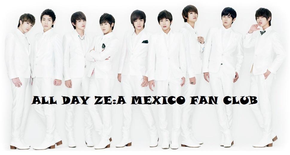 ALL DAY ZE:A MEXICO OFICIAL FANCLUB