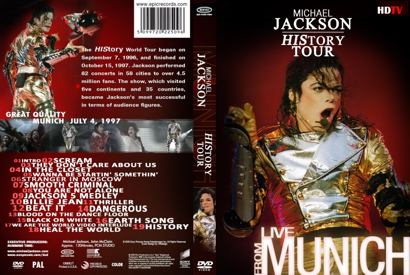 [DL] HIStory Tour Live In Munich HDTV-MKV (ZDFHD Version) Histor10