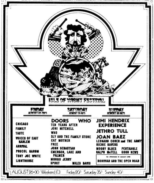Jimi Hendrix dans la presse musicale française des années 60, 70 & 80 B26-3412