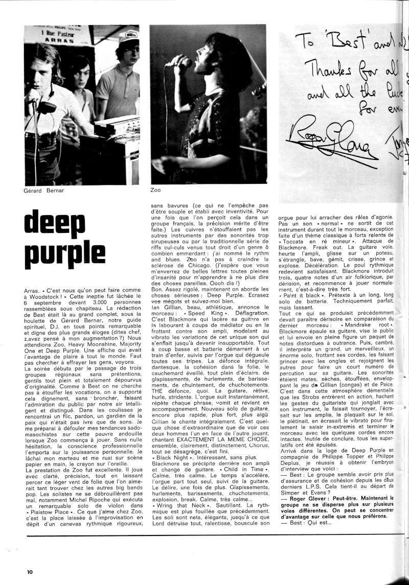 Deep Purple dans la presse française B27-3410