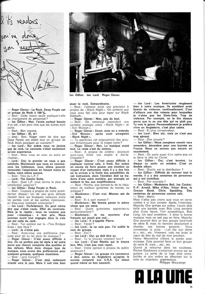 Deep Purple dans la presse française B27-3510