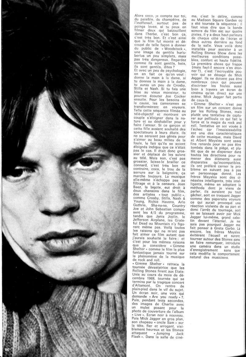 Les Rolling Stones dans la presse française - Page 2 B32-3611