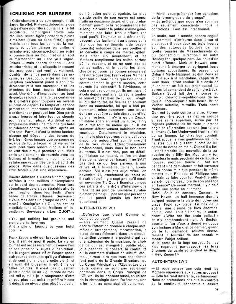 Zappa dans la presse française - Page 2 R58-3112