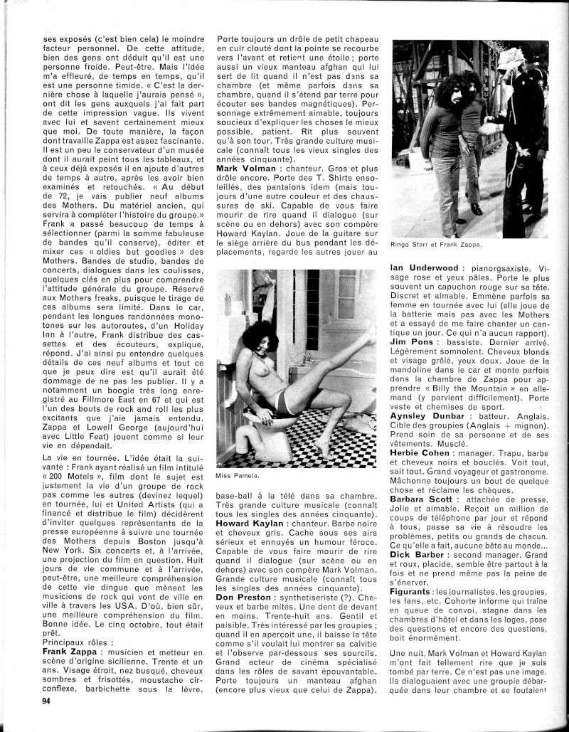 Zappa dans la presse française - Page 2 R58-3117