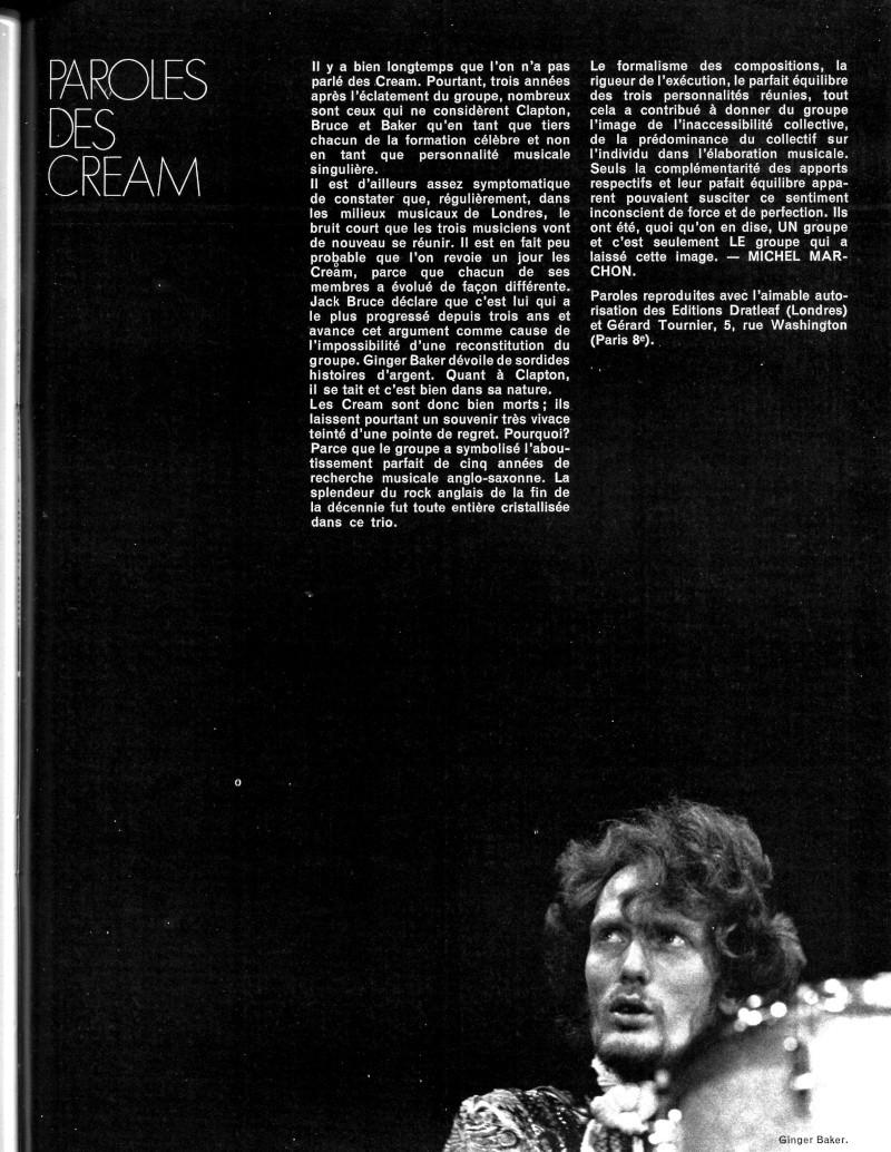 La presse musicale française des années 60-70-80 R59-3321