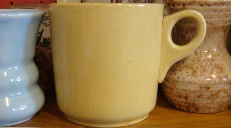 A very old clay mug ... Dsc05720