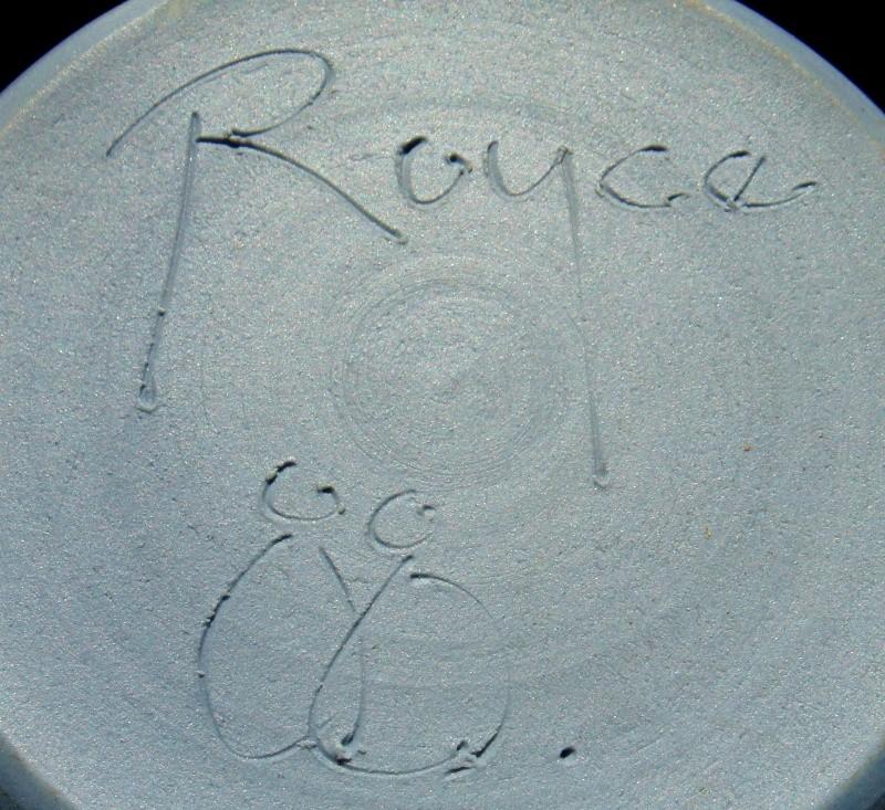 Royce McGlashen & McGlashen Potteries marks Dsc06115