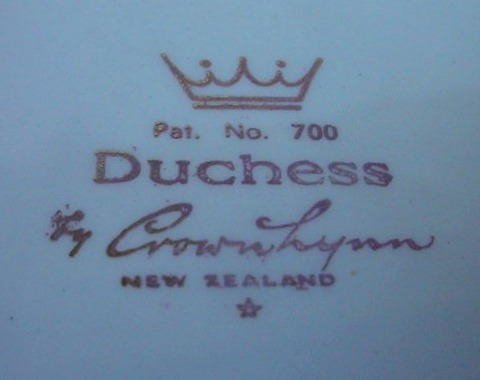 Duchess Pat No 700 from witchy57 Duches11