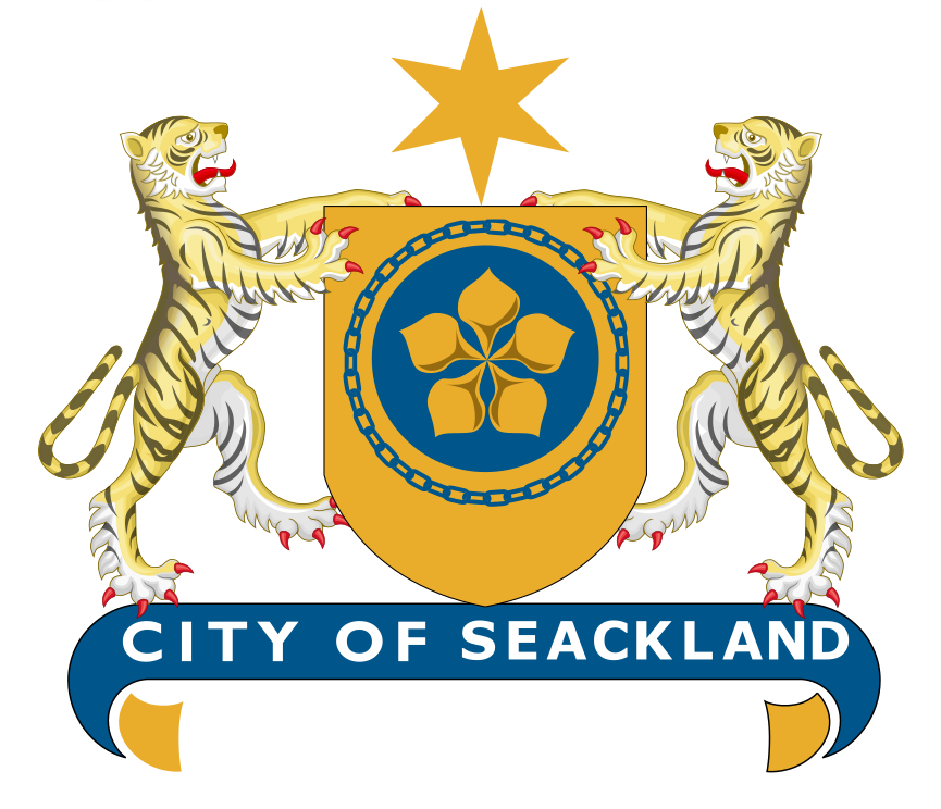 Seackland : The Unlimited Megalopol  Logo_s10